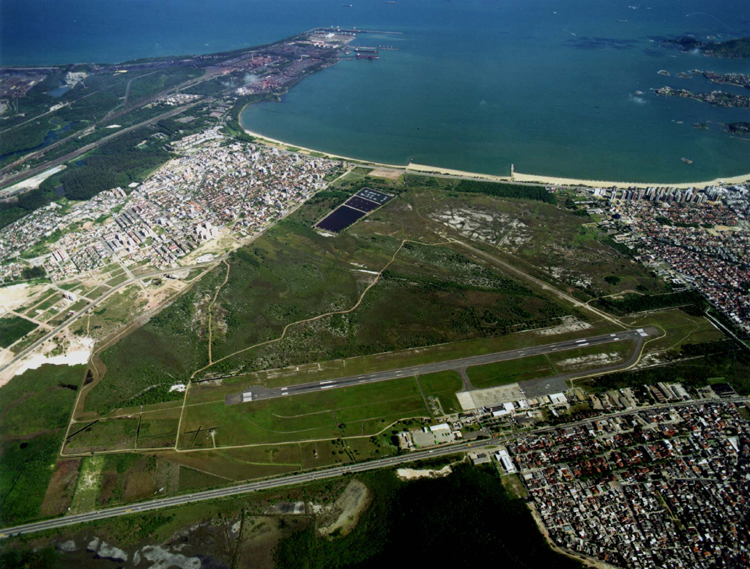 Aeroporto De Vitoria : Aeroporto vitória geral
